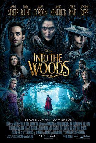Into The Woods Filmes De Johnny Depp Posteres De Filmes