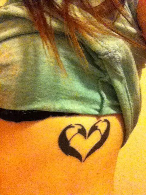 Penguin tattoo | Penguin tattoo, Mom tattoos, Ink tattoo