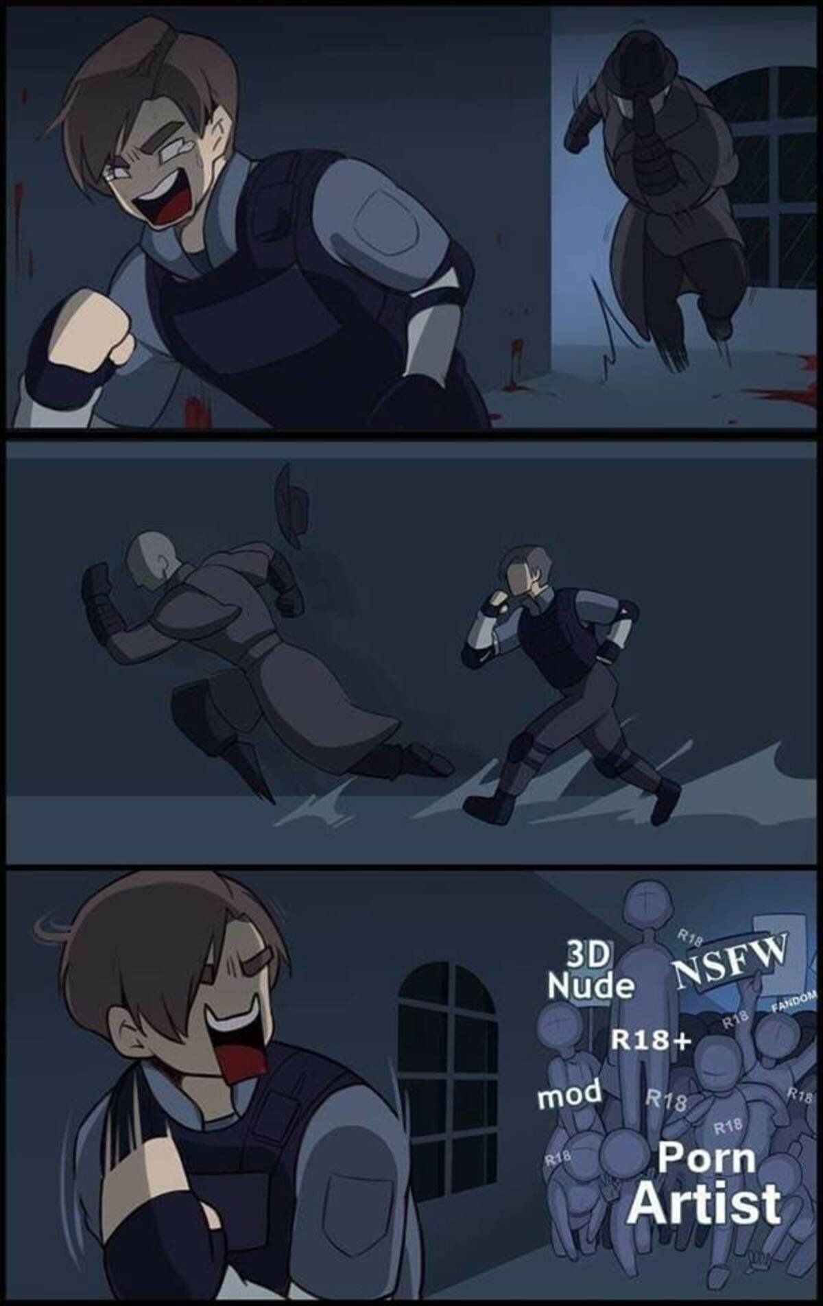 Pin By Starbound On Lol In 2020 Resident Evil Funny Resident
