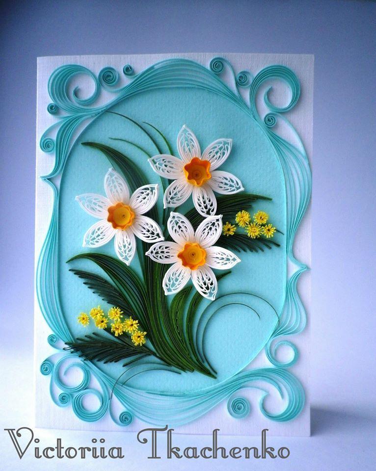 Поздравление кристинами, открытки с цветами для начинающих