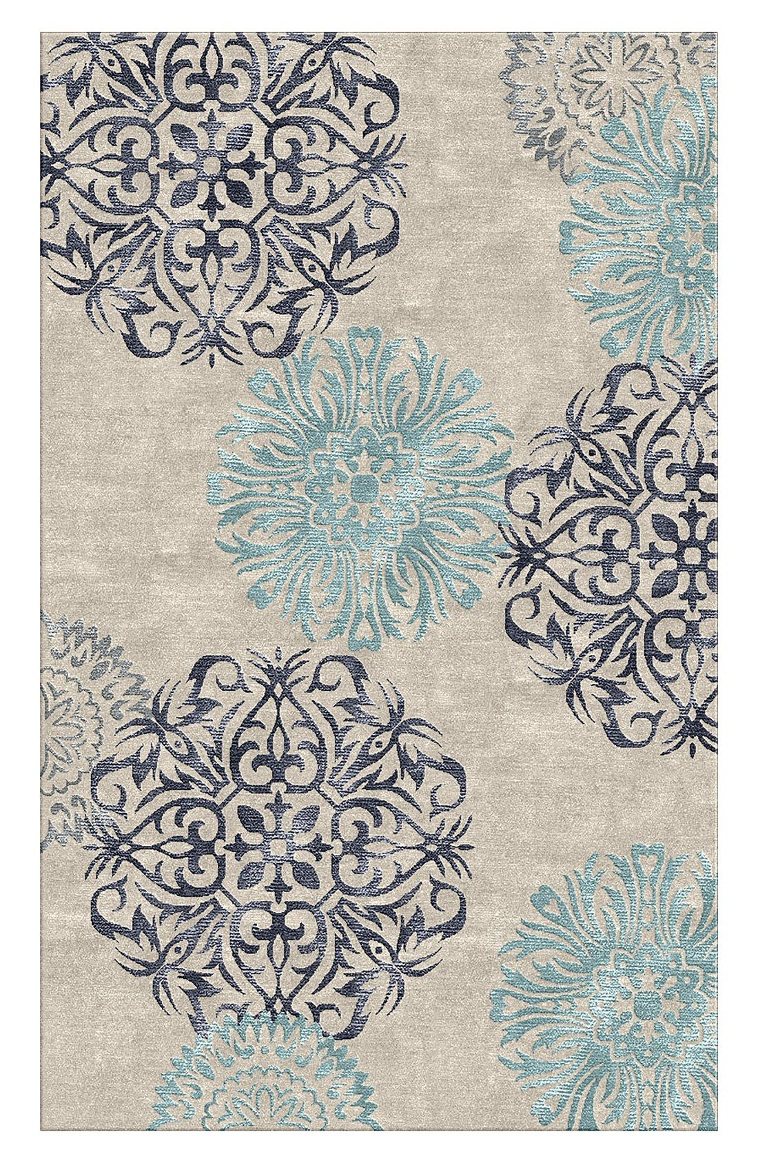 Free Shipping And Returns On Rizzy Home Eden Harbor Hand Tufted Wool Area Rug
