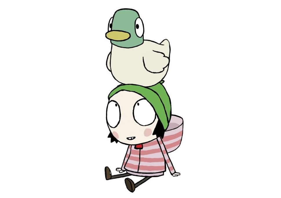Pin by Amy Moore on Sarah & Duck in 2019 | Sarah duck, Birthday ...