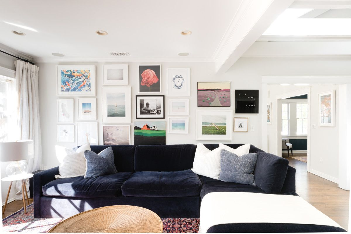 Our Home Tour with Apartment Therapy | Apartment therapy, Cashmere ...