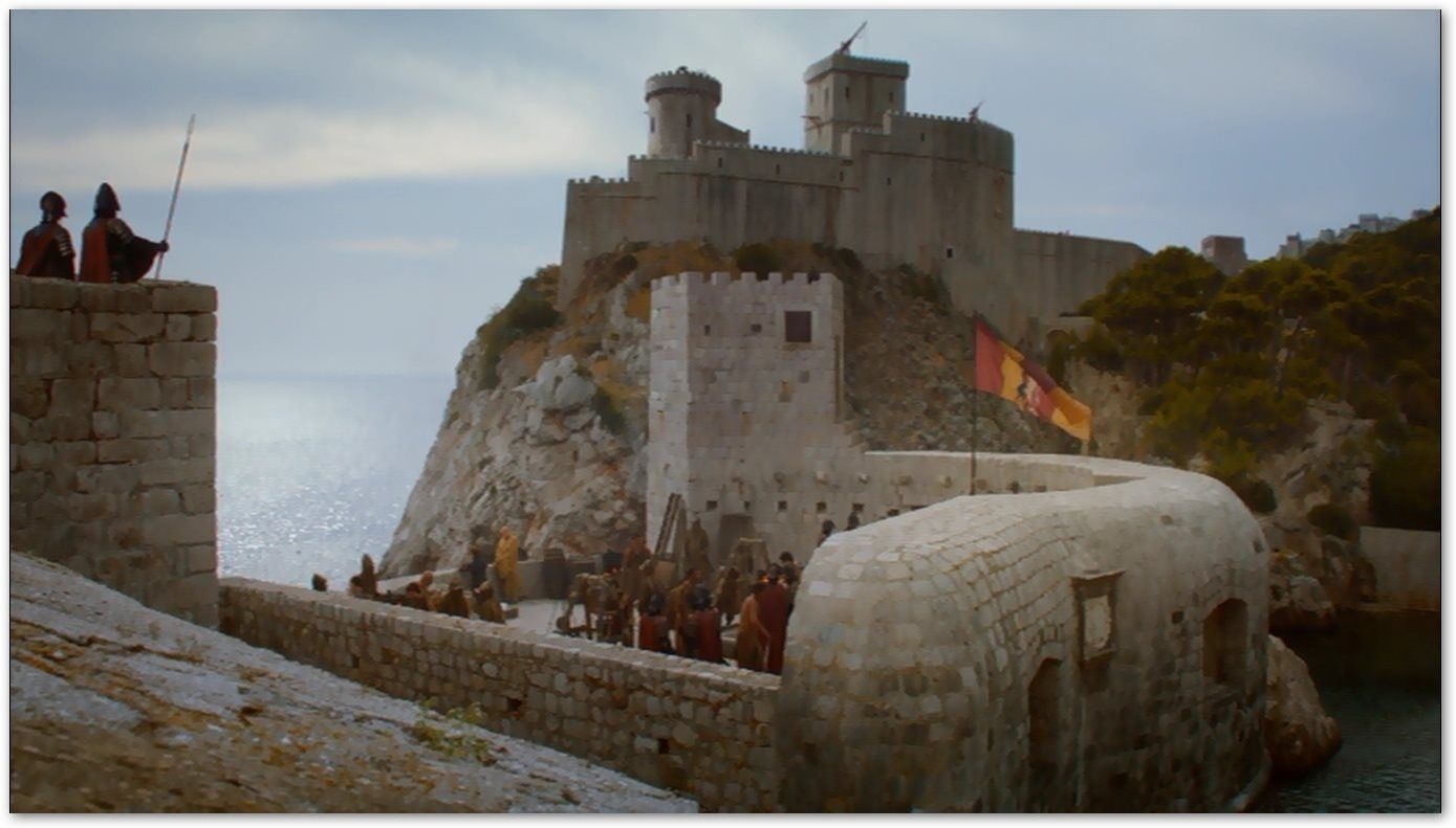 Game of Thrones | Filming locations, I capture the castle ...