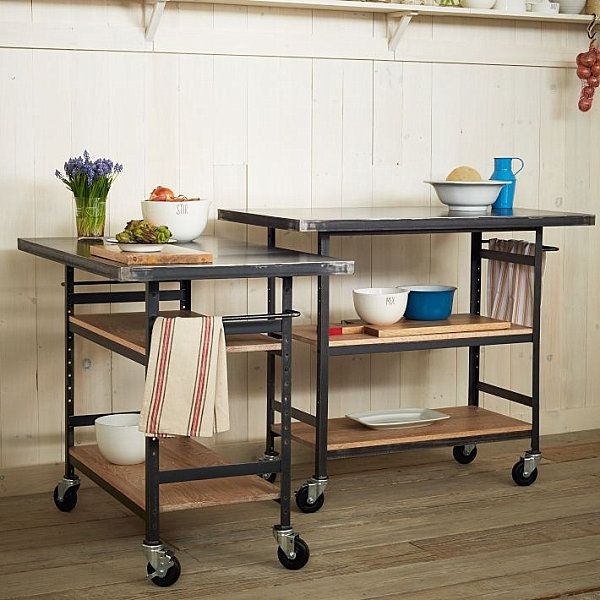 furniture with wheels. Kitchen Counter Space On Wheels Furniture With U