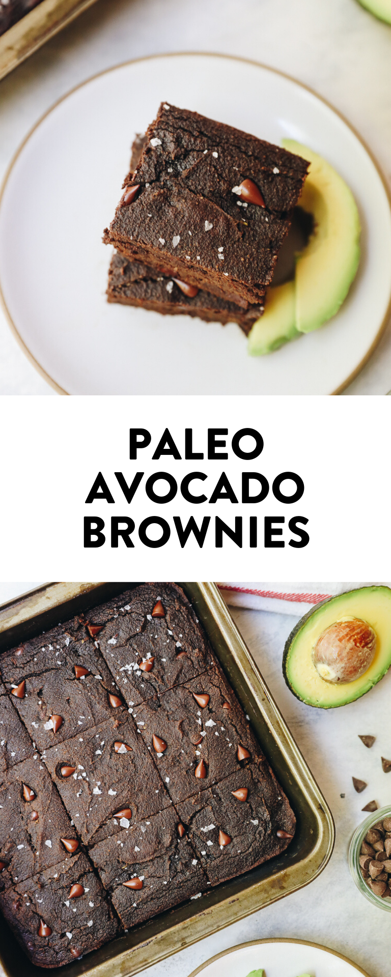 Healthy Avocado Brownies The Healthy Maven In 2020 Paleo Recipes Dessert Healthy Dessert Recipes Nutritious Desserts