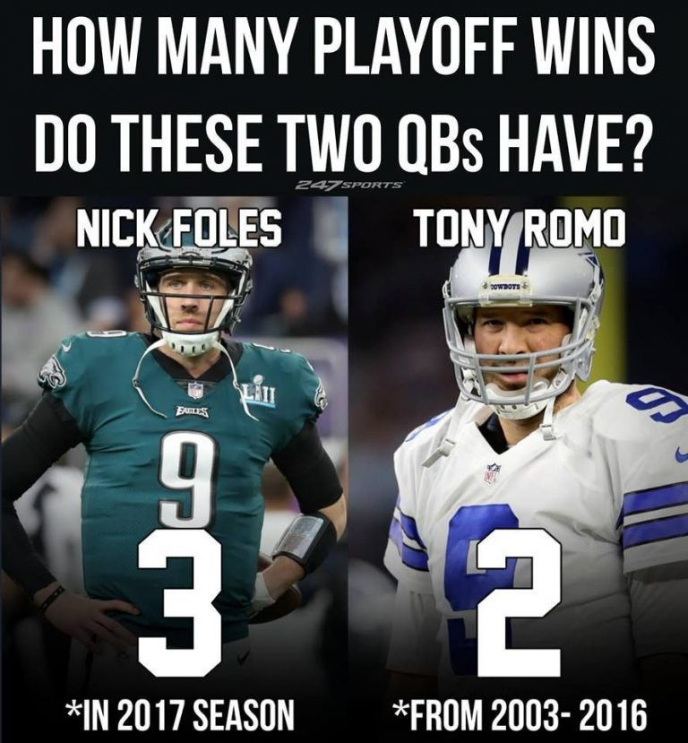 Top 18 Nick Foles Memes Philadelphia Eagles Helmet Philadelphia Eagles Funny Tony Romo Memes