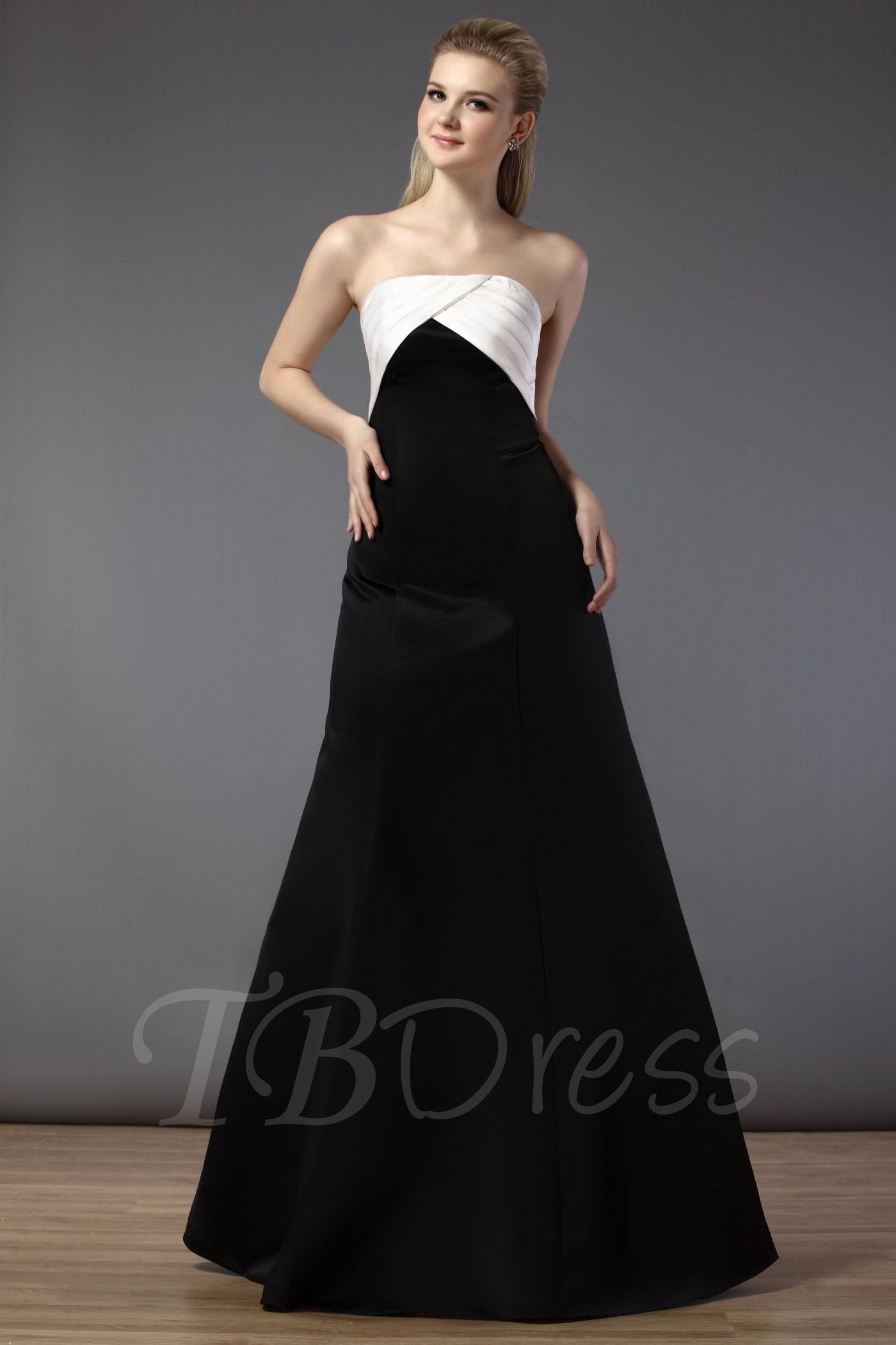 A line floor length strapless prombridesmaid dress discover a line floor length strapless prombridesmaid dress ombrellifo Image collections