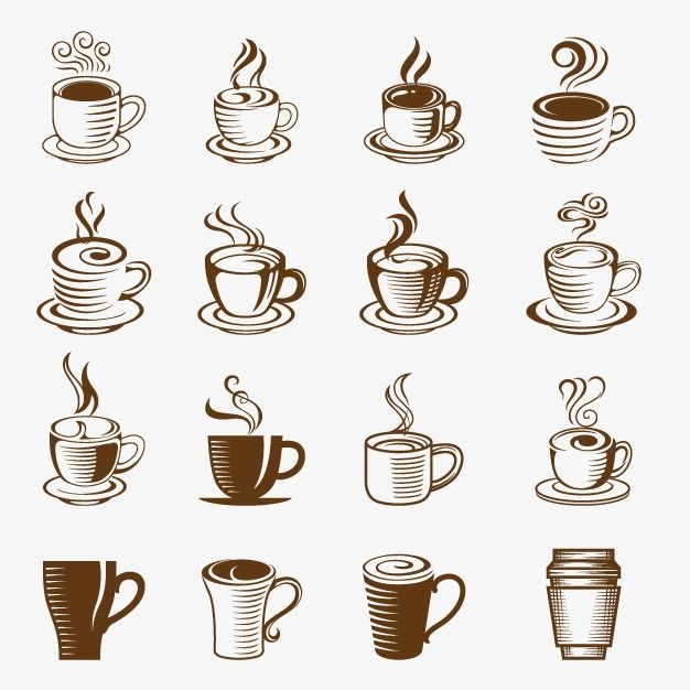 Vector Coffee Cup #coffeecup