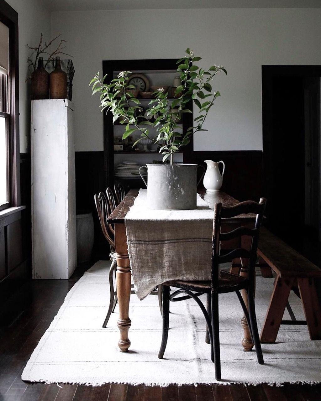 pinterest - Pearl Street | Interieur maison, Salle à manger tendance, Déco maison