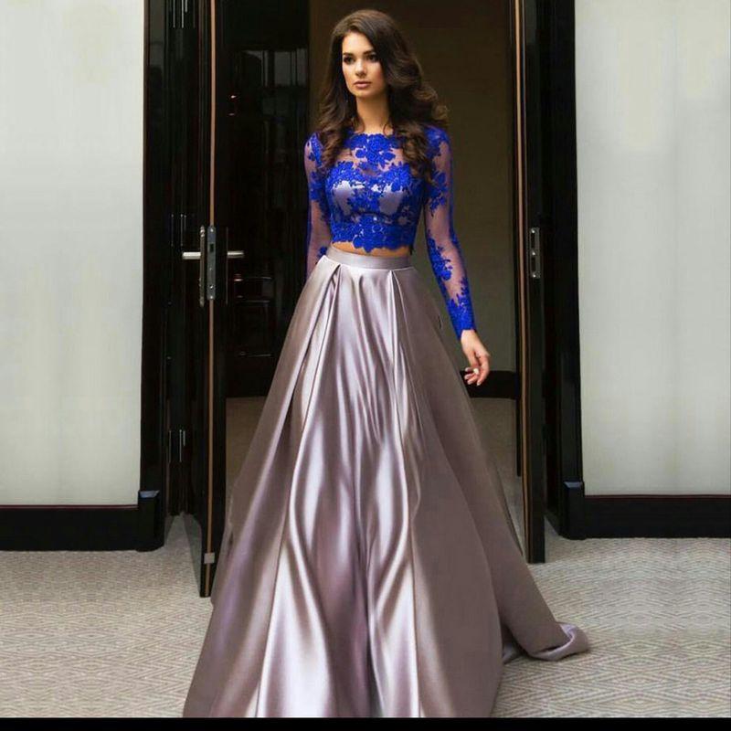 صور اروع فساتين سهره انستقرام Yasmina Ball Gowns Evening Simple Prom Dress Piece Prom Dress