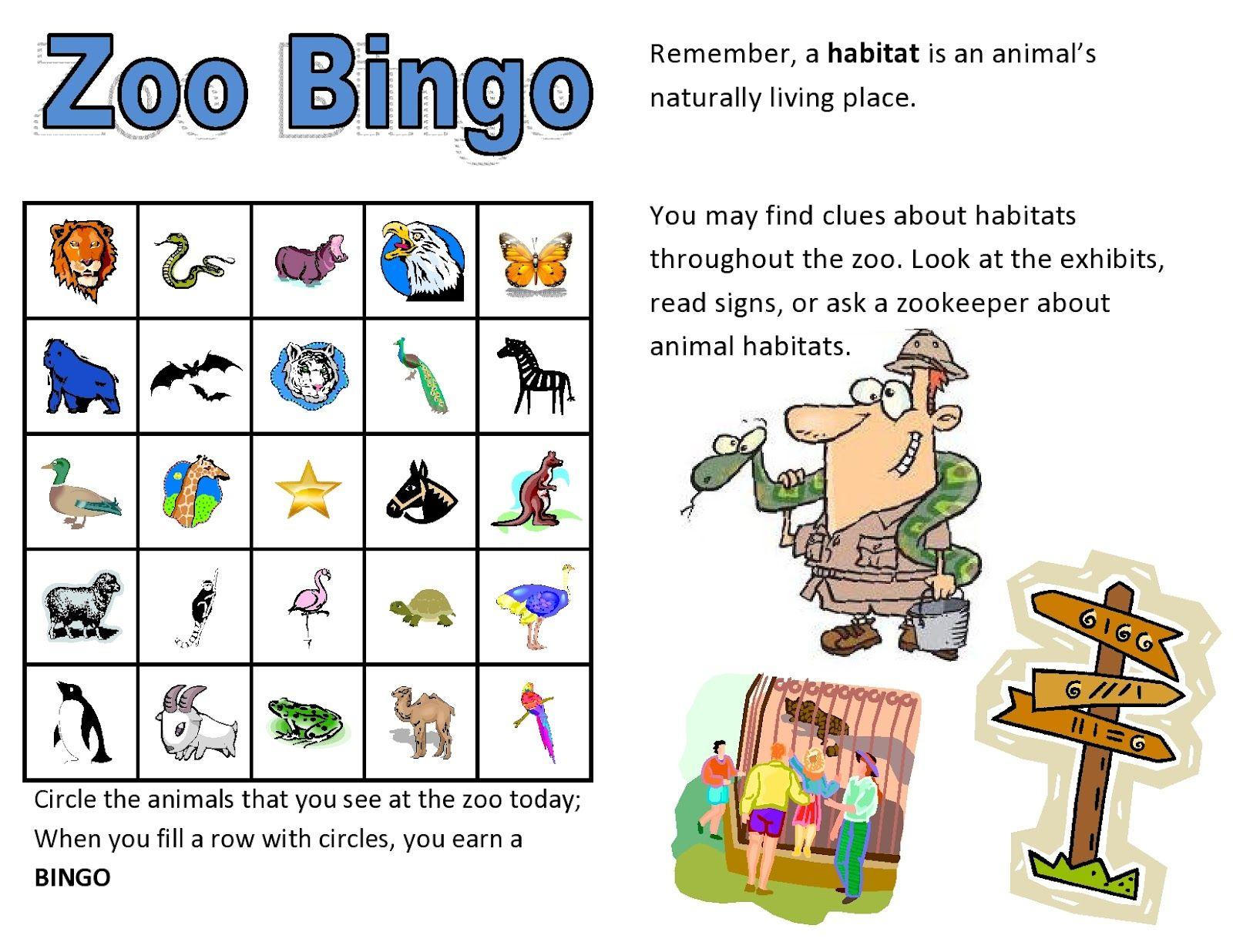 Zoo Detective Activity Book