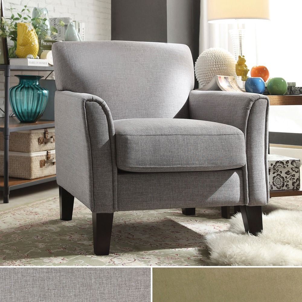 INSPIRE Q Uptown Modern Accent Chair | Overstock Shopping - Great Deals on  INSPIRE Q