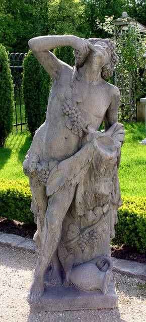 Stone and Garden - Statuen - Brunnen - Steinbänke: \
