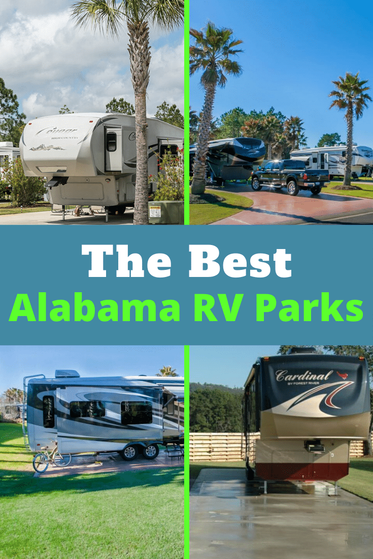 Best Alabama Rv Parks Rv Expertise In 2020 Rv Parks And Campgrounds Best Rv Parks Rv Parks