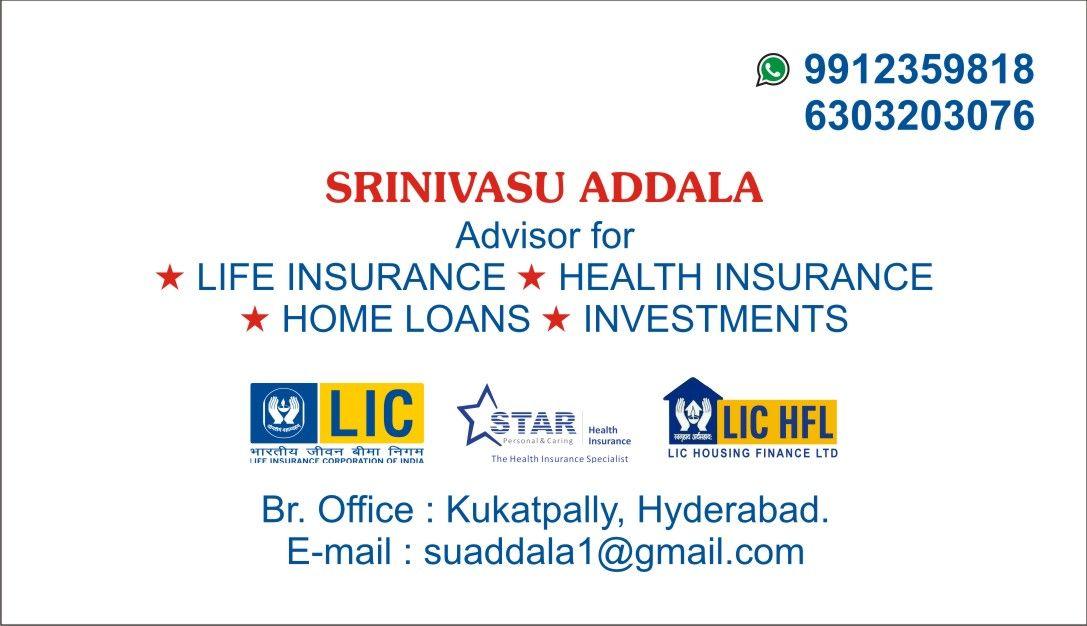 Lic Insurance Star Health Insurance Lic Hfl Insurance Life