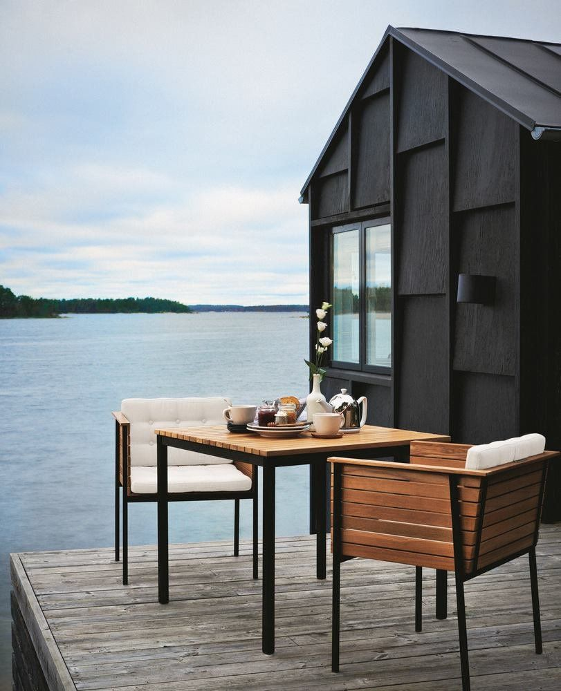 Dining chair HÄRINGE by @Skargaarden | #design Carl Jägnefält, Joacim Wahlström