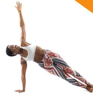 5 beginner yoga poses for open hips and a free poster