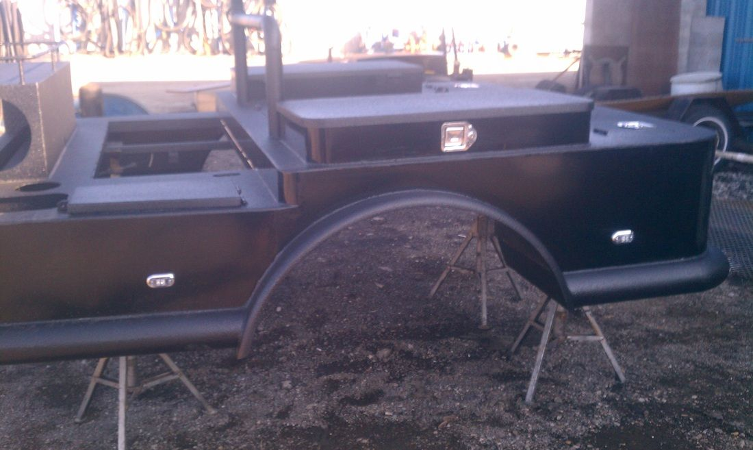 Rig Truck Welding Beds | Page Welding Fabrication Project Gallery ...