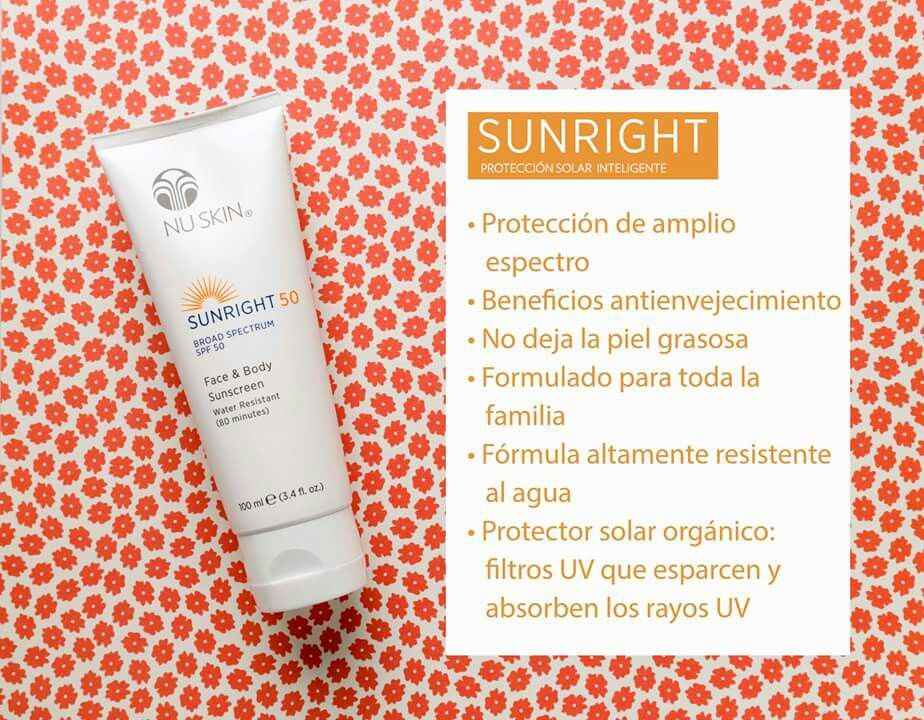 Sunright nu skin