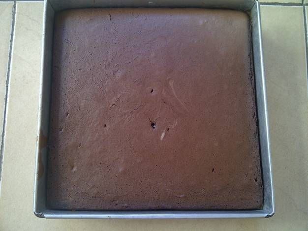 Resep Sponge Cake Coklat Oleh Dapur Shabyra Resep Kue Bolu Coklat Resep
