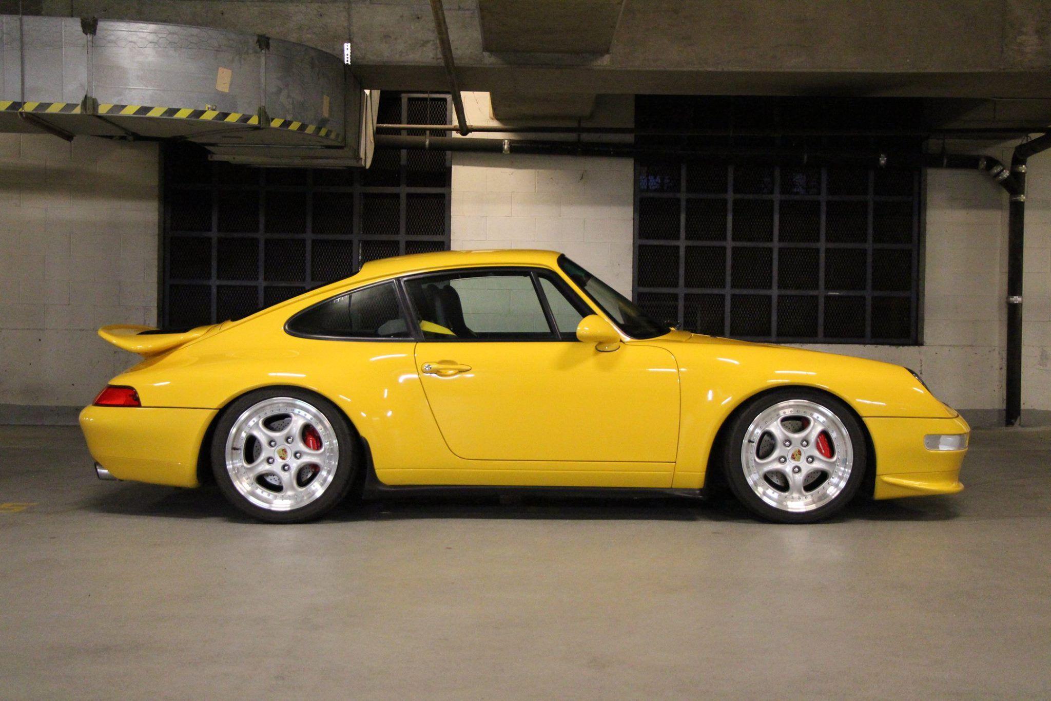 FS: 1995 Porsche 993 RS Tribute - Pelican Parts Technical ...
