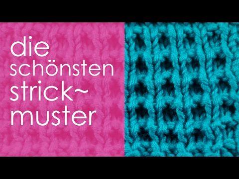 Photo of Knitting with eliZZZa * knitting pattern waffle pattern