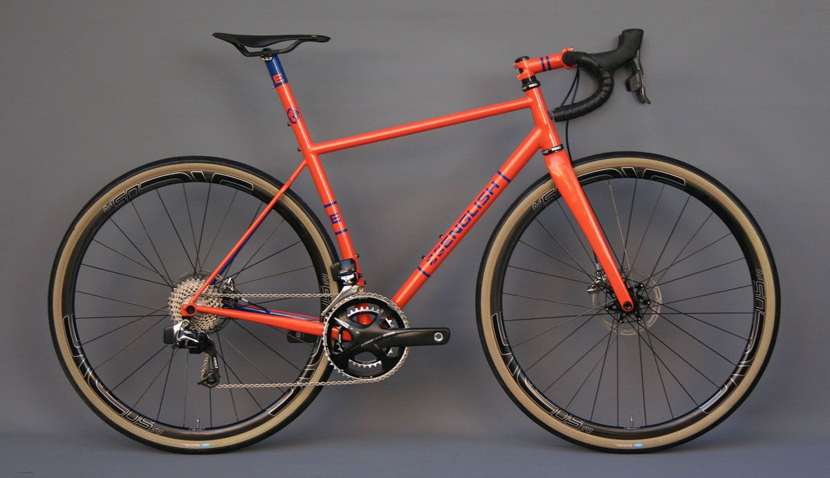 Augusto\'s gravel bike | English Cycles | Spectacular bikes by ...