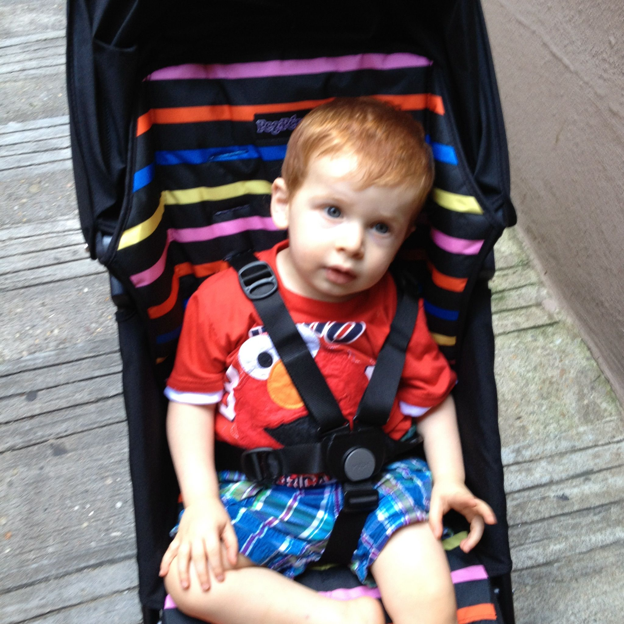 Stroller Review Peg Perego Pliko Mini Stroller