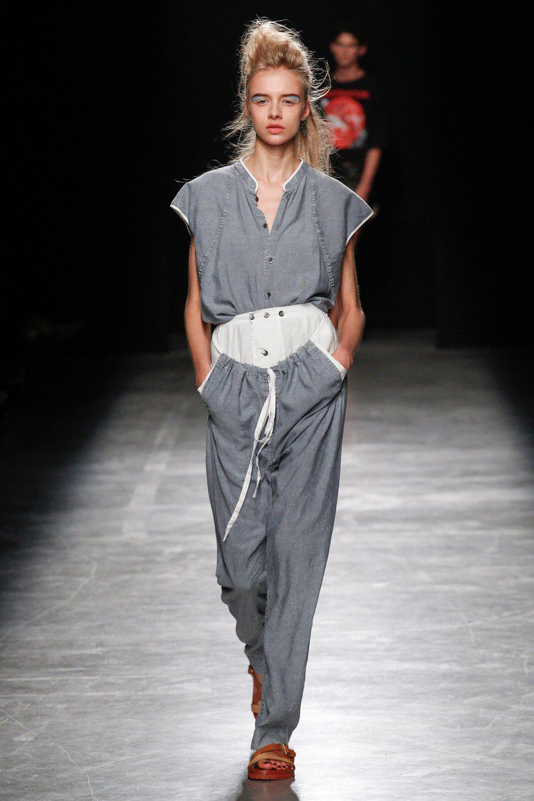 Andreas Kronthaler for Vivienne Westwood - Spring 2017 Ready-to-Wear