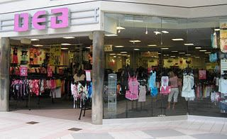 Fourth Grade Nothing Remember Deb Shops At The Mall Deb Shops Vintage Mall Shopping Places