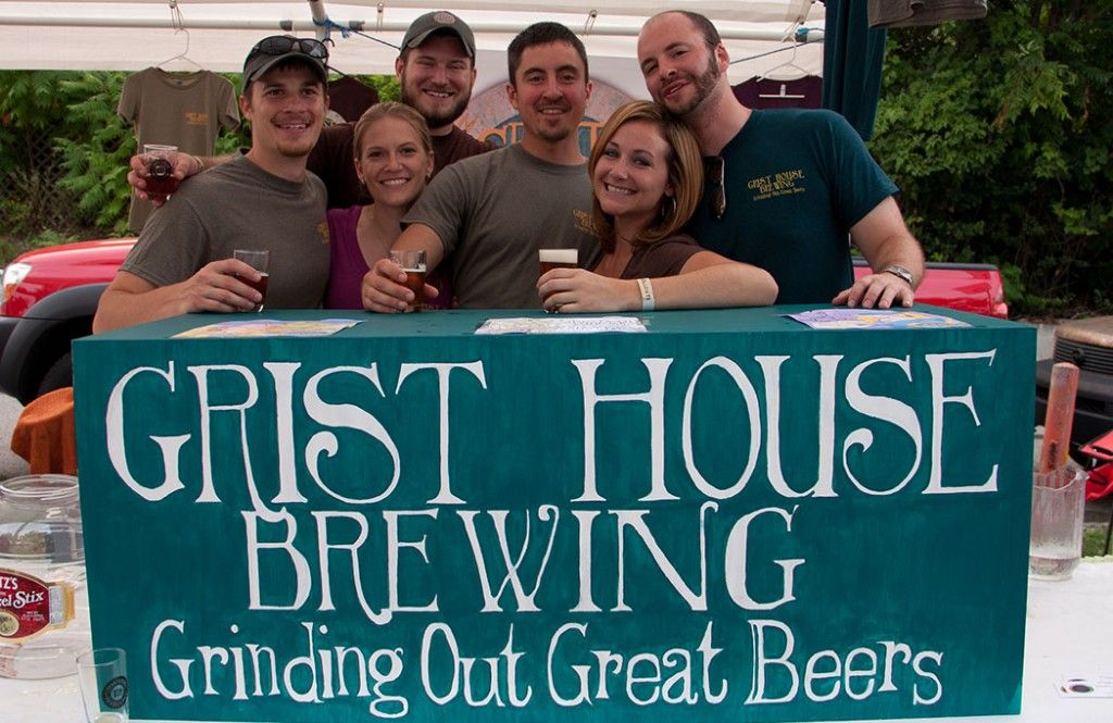 Grist House Brewing Brewery Visit Pittsburgh Pittsburgh Food