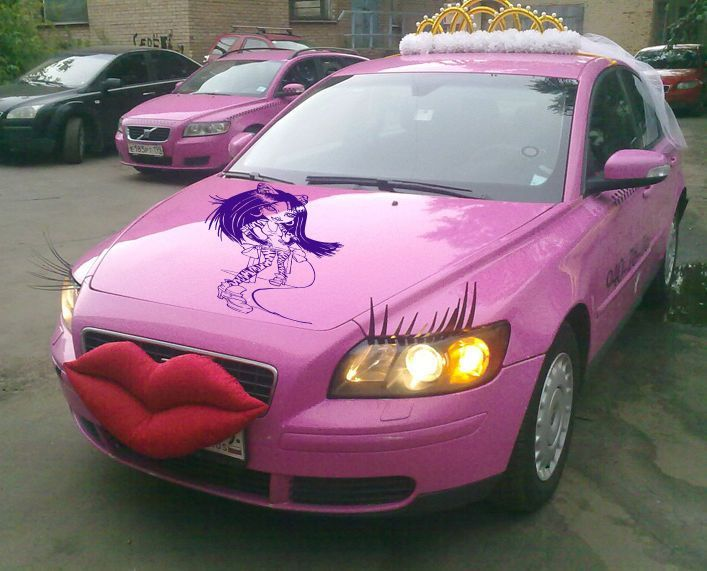 Anime Car Decal Car Sticker Vinyl Anime Sticker Tiger Girl Anime - Car sticker decals vinyl girl