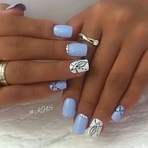 40 Best Shellac Nail Art Design Ideas Ecstasycoffee: 40 Best Nail Art Designs For You