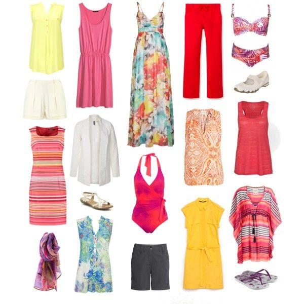 482928deaf Sun Holiday Capsule Wardrobe