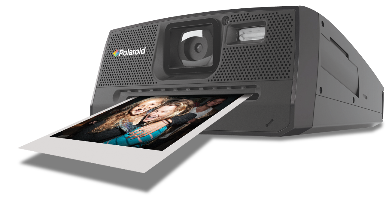 Instant, and Digital Polaroid camera. Digital photos and instant ...