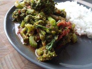 Snelle broccolischotel - Gezond en genieten