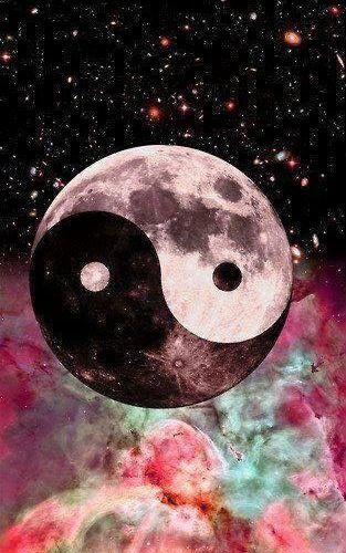Yin y yang jard n zen yin y for Jardin yin yang