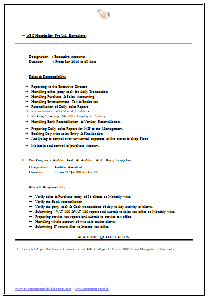 Name Mobile Email Career Object   Resume    Sample
