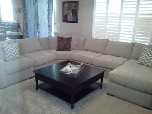 Radley Fabric Sectional Sofa Collection Created For Macy S Family