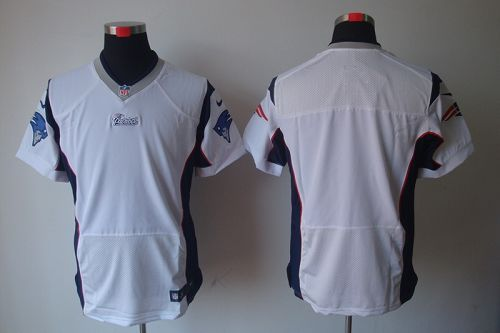 Blank Jersey: Elite Men Fashion #00 New England Patriots Jersey In ...
