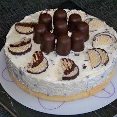 Mohrenkopfkuchen Rezept Quark Mohrenkopfe Negerkuss Torte