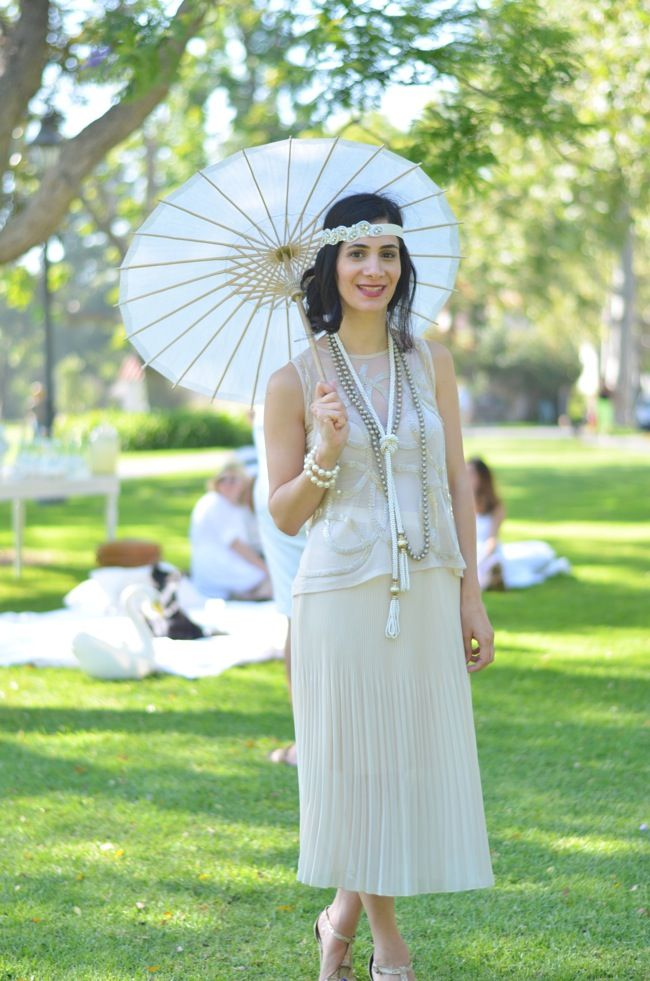 9c16131acc6 what to wear to a summer whites party ... great gatsby garden party ...