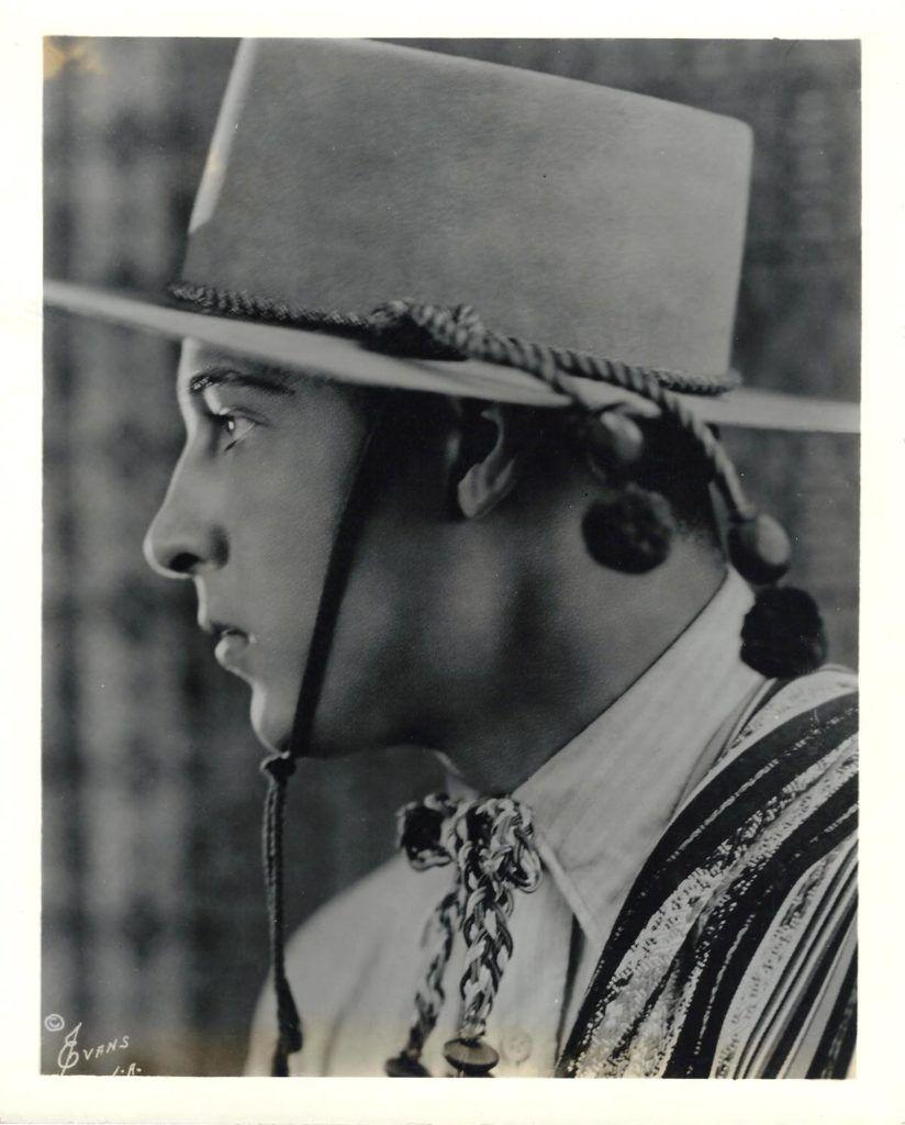 RUDOLPH VALENTINO / FOUR HORSEMEN OF THE APOCALYPSE (1921)