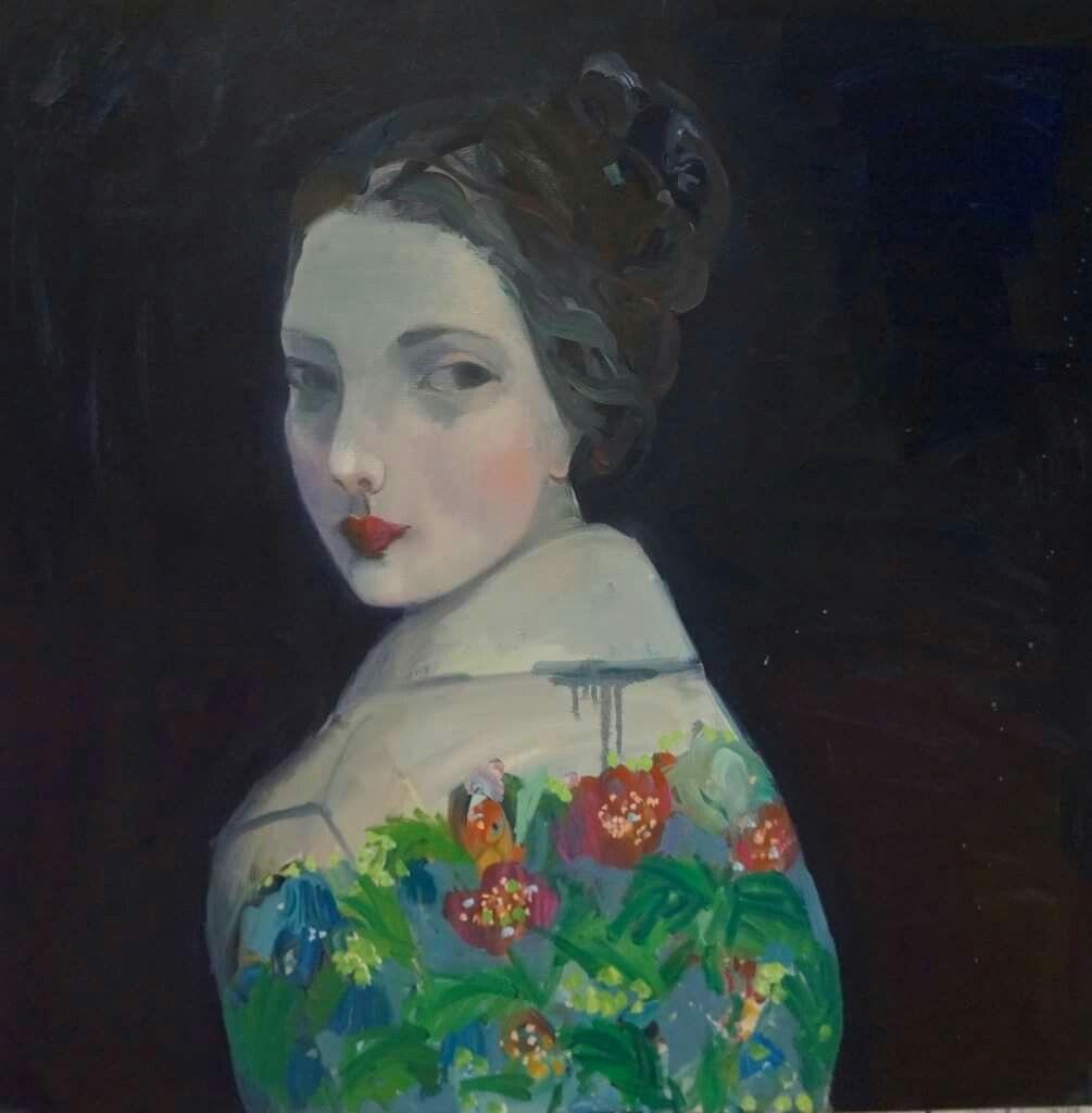 Artist Kristin Vestgard