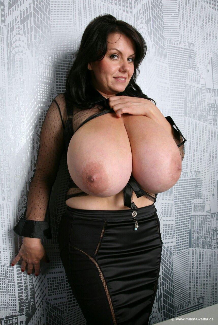 Big boob sucking woman