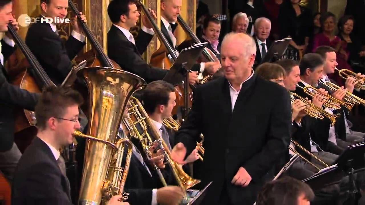2014 Vienna New Years Concert Johann Strauss, Radetzky