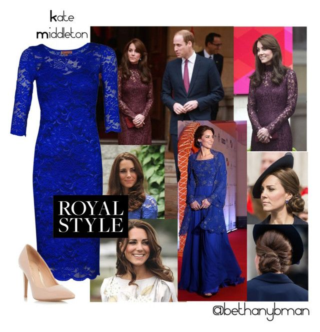 """""""Royal Style: Kate Middleton"""" by bethanybman on Polyvore featuring Dolce&Gabbana, Jolie Moi, Dorothy Perkins and GALA"""
