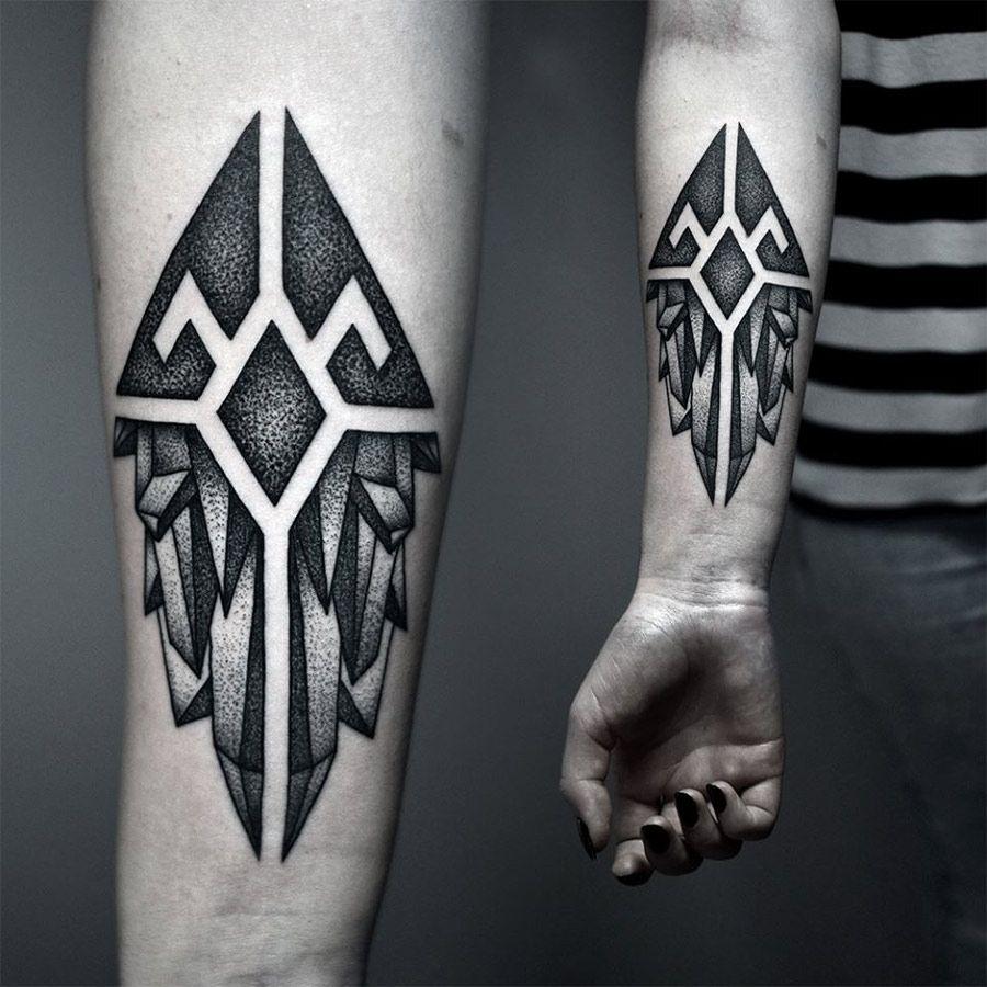 Geometric Wrist Tattoo: Beautiful Geometric Tattoos - Google Search