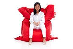 Admirable Fatboy Original Modern Bean Bag Lounge Chair That Has Inzonedesignstudio Interior Chair Design Inzonedesignstudiocom